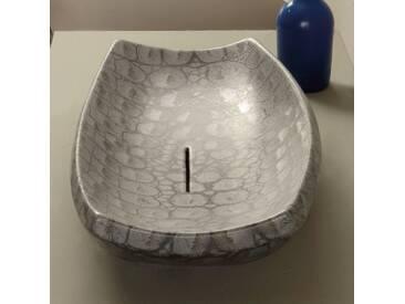 Aufsatzwaschbecken, Keramik, Kaiman, modernes Design Laura made Italy