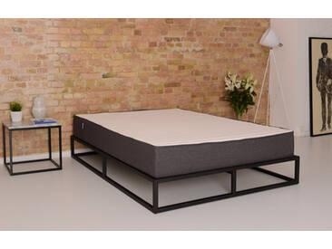 Metallbett 140x200 in schwarz inkl. Lattenrost | Factory von BRUNO - Hochwertige Materialien, beste Verarbeitung und ein zeitloses, klares Design