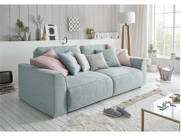 JUSTyou Kansas Einzelsofa Sofa Couch Blau