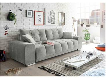 JUSTyou South Dakota Einzelsofa Sofa Couch Hellgrau