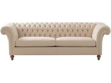 Sofa Chester Custard 237x90x80cm