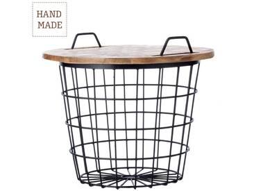 Tisch Loft Look 55x47cm