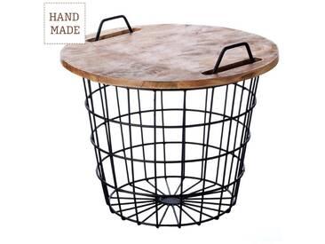 Tisch Loft look 60x50cm