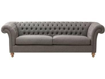 Sofa Chester Grey 237x90x80cm