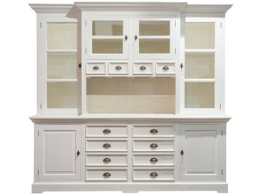 Buffetschrank Brighton 225x45x220 white