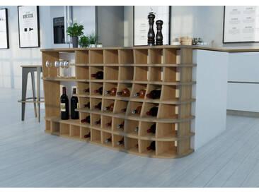 Regal Küchenregal Vinod - konfigurierbar