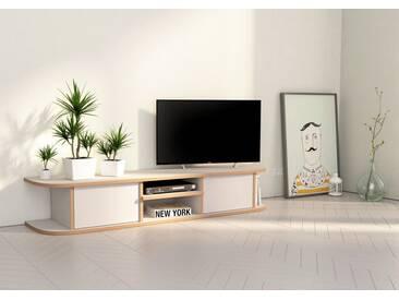 TV-Möbel TV-Lowboard Daarle - konfigurierbar