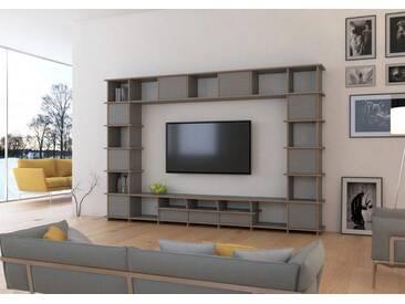TV-Möbel Wohnwand Yuma - konfigurierbar