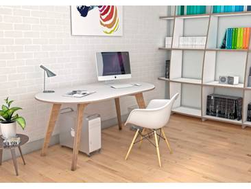 Tisch Schreibtisch Mandu - konfigurierbar