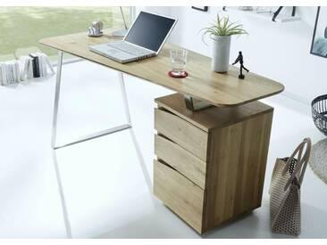 Toni Schreibtisch Asteiche massiv