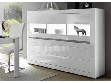 Carat Highboard 56 Ohne Beleuchtung
