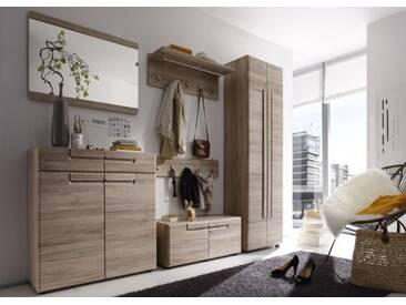sonoma eiche san remo unterschied, komplette garderoben- und dielensets kaufen   moebel.de, Design ideen
