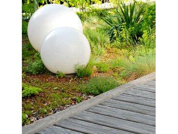 s.LUCE Globe Garten Kugelleuchte Ø 50 cm