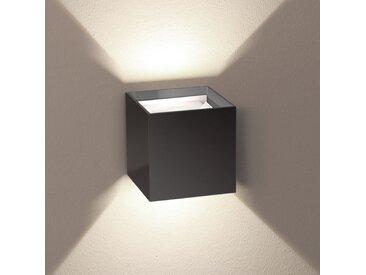 s.LUCE pro LED Effekt Wandleuchte Ixa Innen & Aussen IP44 Anthrazit