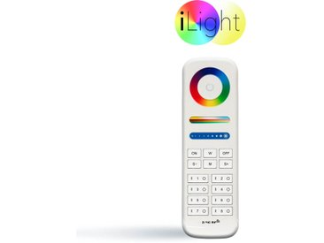 s.LUCE iLight 8-Zonen Fernbedienung für Leuchtmittel & Strip RGB + CCT