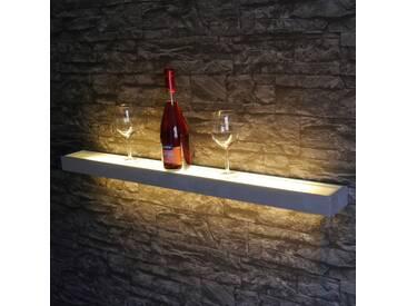 s.LUCE Cusa LED-Lichtboard 100cm Wandleuchte Up&Down Alu-gebürstet