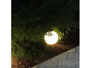 s.LUCE Globe Garten Kugelleuchte Ø 40 cm