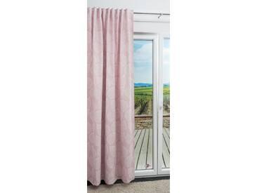 Vorhang von LYSEL® - Eudura Natur in den Maßen Breite: 142cm Höhe: 245cm in Grau/hellgrau