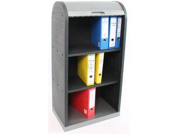 Universal Kunststoff Rollladenschrank Büro Jalousie Schrank 120x58x38cm