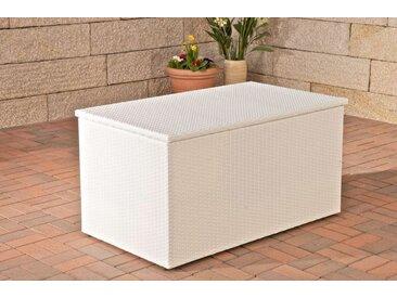 Auflagenbox, Kissenbox, Gartentruhe XL, Polyrattan