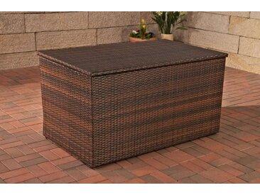 Auflagenbox, Kissenbox, Gartentruhe L, Polyrattan