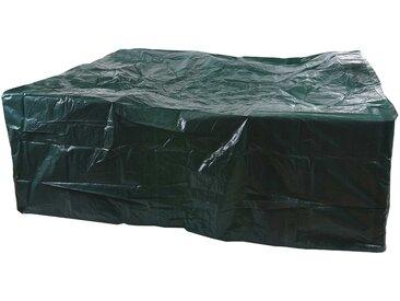 Abdeckhaube Schutzplane Hülle Regenschutz für Garnituren, 260x260x90cm