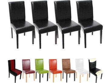 4x Esszimmerstuhl Stuhl Küchenstuhl Littau