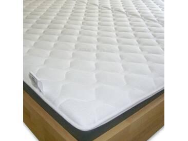 BettwarenShop Softside Wasserbetten Komplett-Bezug Silver