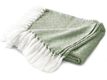 Biederlack Plaid Soft Impression Linearis