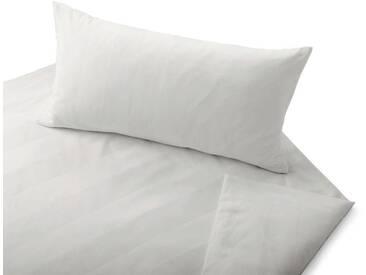 Cotonea Satin-Bettwäsche Superbe weiß