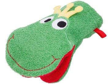 Smithy Spiel-Waschhandschuh Froschkönig
