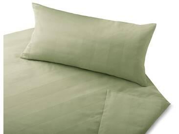 Cotonea Satin-Bettwäsche Superbe mint