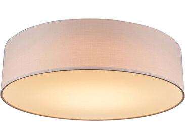 Modern Rosa Deckenleuchte 40 cm inkl. LED - Drum LED LED module