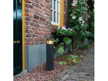 Modern Moderne Außenstehleuchte 50 cm anthrazit IP44 - Dänemark