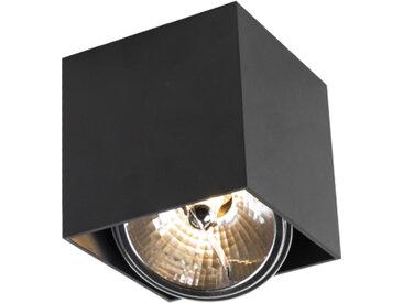 Design,Industrie,Modern Design Spot viereckig 1-flammig schwarz -