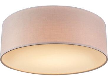 Modern Rosa Deckenleuchte 30 cm inkl. LED - Drum LED (nicht