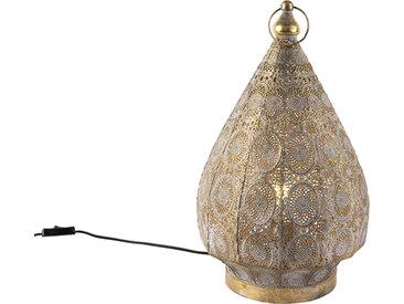 Klassisch / Antik,Orientalisch Orientalische Tischlampe Gold 28