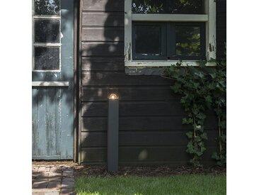 Modern Moderne Außenstehleuchte 70 cm anthrazit IP44 - Dänemark
