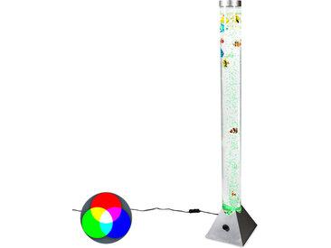 Modern,Für Kinder Wassersäule 9,5 Liter grau inkl. LED - Sealife
