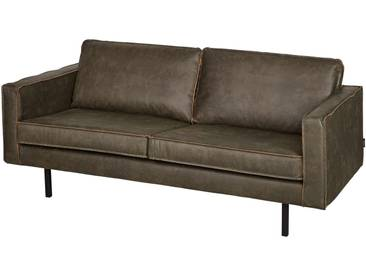 BePureHome Rodeo Sofa 2,5-Sitzer Army