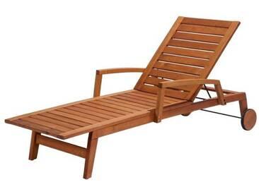 Pircher Flor Gartenbett aus Robinienholz | Holz