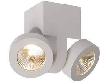 Lucide Mitrax LED Deckenspot Doppelt Seitlich