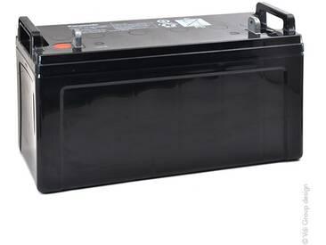 Akku AGM PANASONIC LC-XB12100P FR 12V 100Ah M8-M