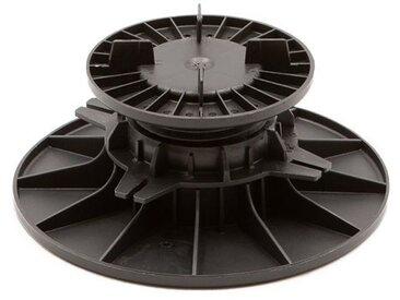 Plattenlager Terrasse Keramik Fliesen - Höhenverstellbar 60 bis 90 mm- RINNO PLOTS - 84 Stück (Kiste)