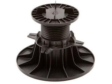 Plattenlager Terrasse Keramik Fliesen - Höhenverstellbar 90 bis 150 mm- RINNO PLOTS - 60 Stück (Kiste)