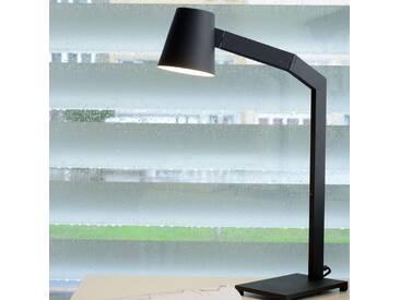 Schreibtischleuchte Mizuko in schwarz, schwenk- und drehbar EEK A++ [Spektrum A++ bis E]