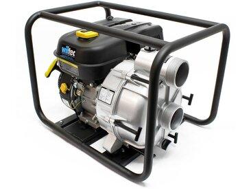 """LIFAN Benzin Schmutzwasserpumpe 66m³/h 30m 4.8kW 6,5PS 89mm 3,5"""""""" Gartenpumpe"""
