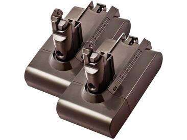 Sparpack 2 Akkus passend für Dyson DC58, DC59, DC61, DC62, 61034-01 Akku