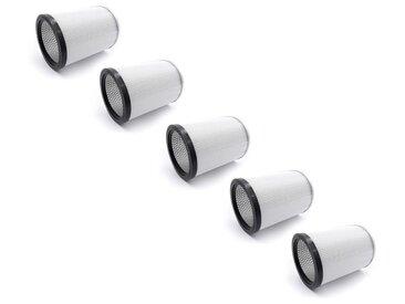 vhbw 5x Patronen-Filter für Staubsauger Saugroboter Mehrzwecksauger Kärcher NT 70/2 Me Tc *EU, NT 70/2 Professional *EU, NT 70/2 Tc, NT 70/2 Tc *EU