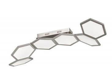 Wofi LED Deckenleuchte Signe, 26W, 2000 lm, Warmweiß (3000 K), dimmbar WOFI_343518